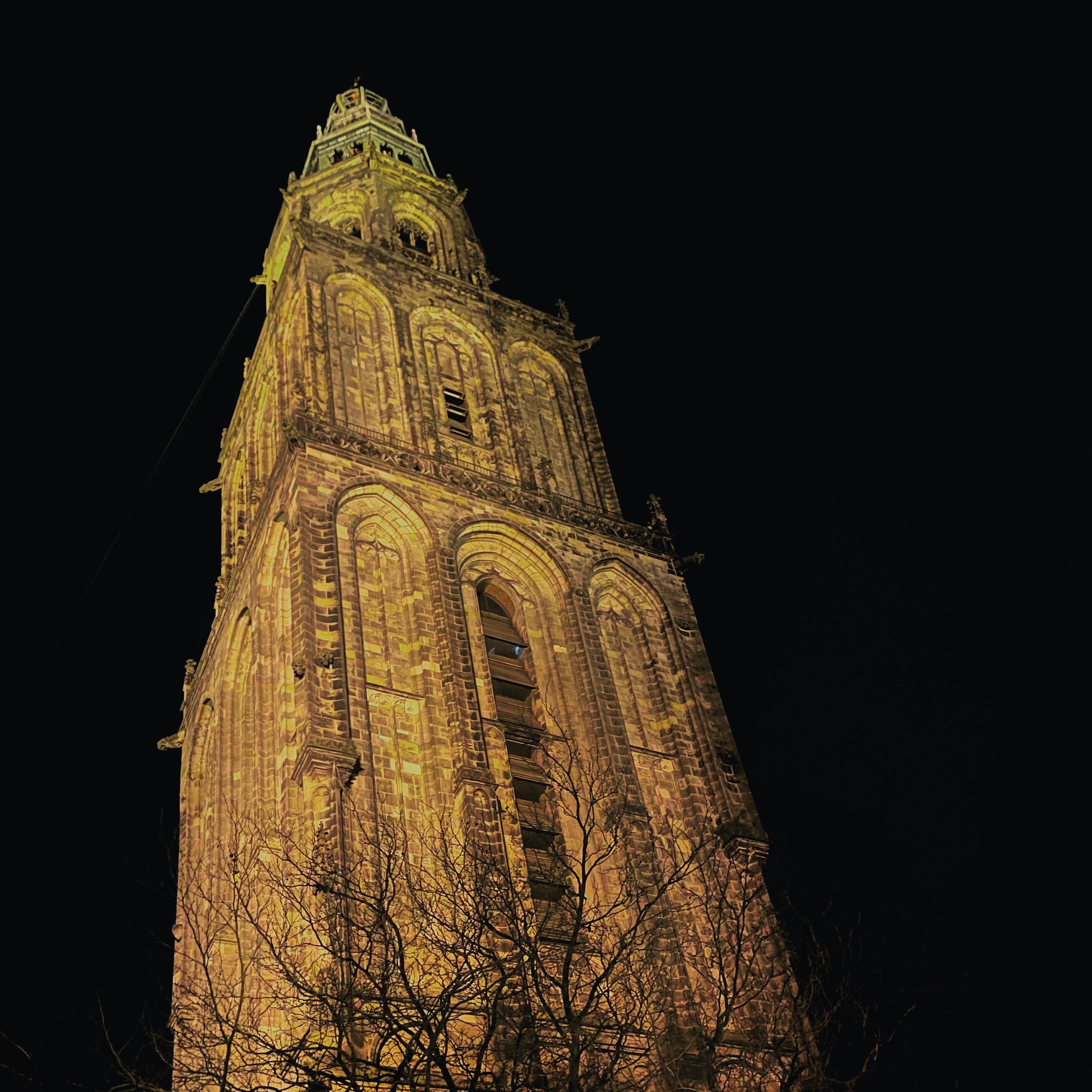 Groningen - Martinitoren
